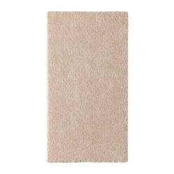 ИКЕА STOENSE, Ковер с коротким ворсом, 504.268.02, сливочный, 80x150 см