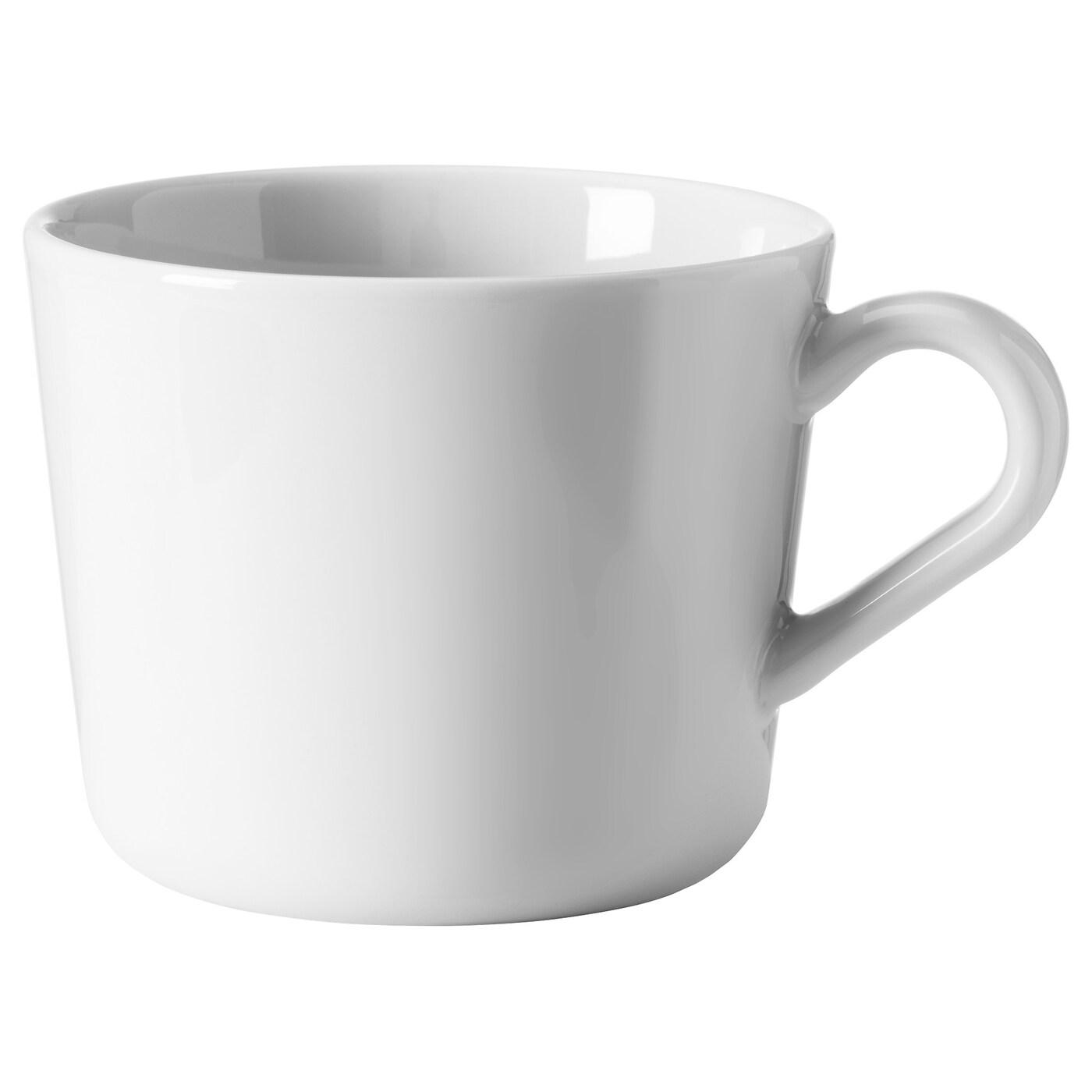 ИКЕА IKEA 365+, чашка, 202.829.42, белый, 24 сл